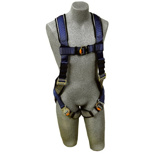 JINGYAT full Body Safety Harness fall protection with 5D Ring