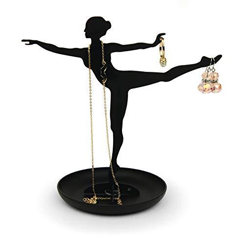 Kikkerland Ballerina Jewellery Stand