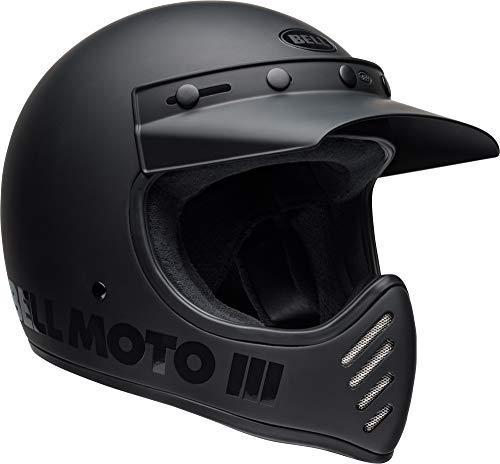 Bell Moto-3 オフロードバイクヘルメット X-Large ブラック 7109943