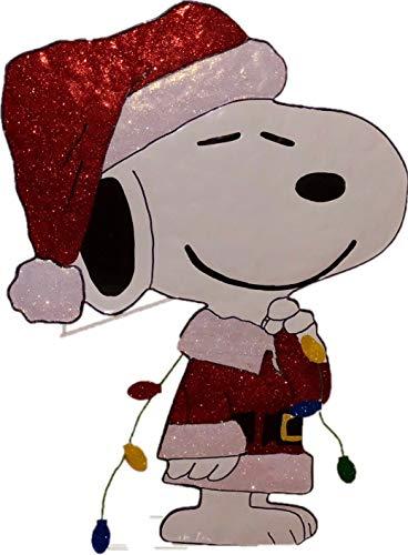 Snoopy Outdoor Decor