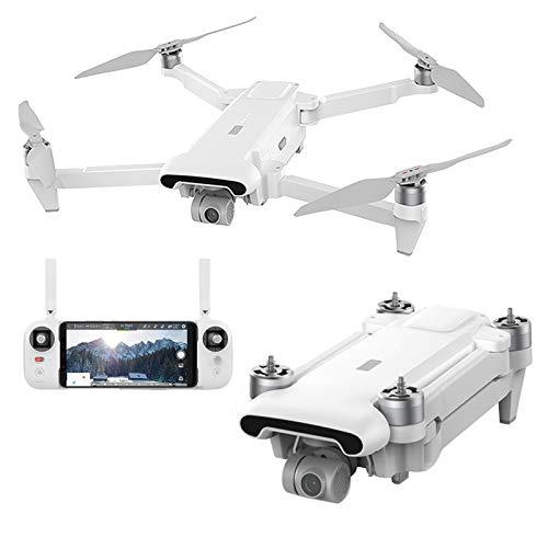 YUKM Drone Professionale per Fotografia Aerea con Fotocamera 4K, Trasmissione TDMA in Tempo Reale Ad Alta Definizione E Foto Video HDR, Ripresa Time-Lapse, Ripresa Notturna E Ripresa Panoramica.
