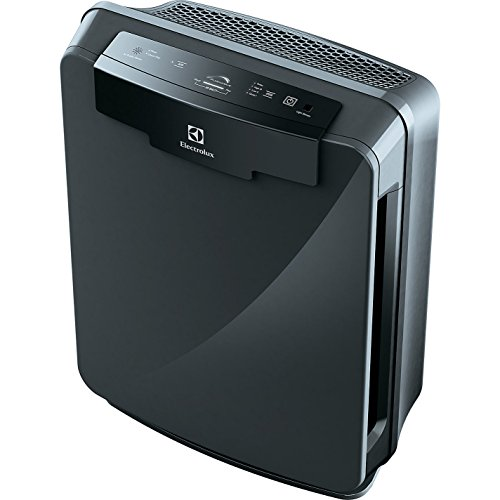 Electrolux Oxygen Collection EAP450 Purificatore d'Aria, Filtri Lavabili, 60 Decibel, Plastica, Nero