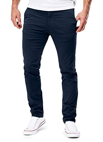 MERISH Chino Hosen Herren Slim Fit Jogger Hose Stretch Neu 401 (38-32,...