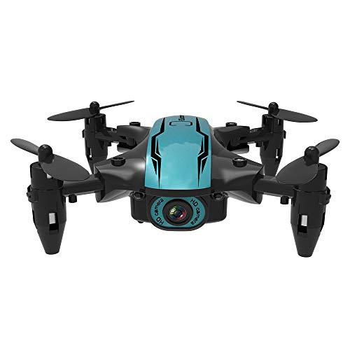 CS02 WiFi FPV Drone con videocamera HD 1080P / Tap-fly/Controllo app/Modalit senza testa per adulti Quadricottero drone ultraleggero e pieghevole