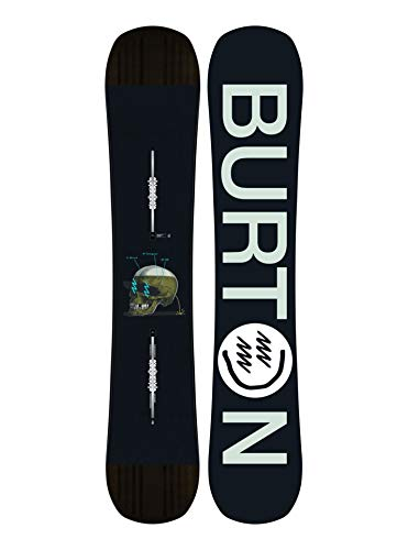 Burton Herren Instigator Snowboard, No Color, 160