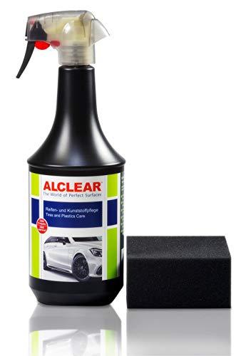ALCLEAR 721RK Auto Reifenglanz Reifen-und Kunststoffpflege, Gummipflege,...