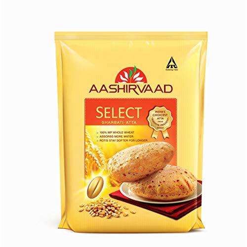 Aashirvaad Select Premium Sharbati Atta, 10kg