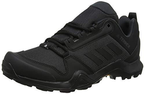 adidas Herren Terrex AX3 Walkingschuhe, Schwarz (Core Black/Core Black/Carbon Core Black/Core Black/Carbon), 42 EU