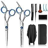Hair Cutting Scissors Kits, 10...