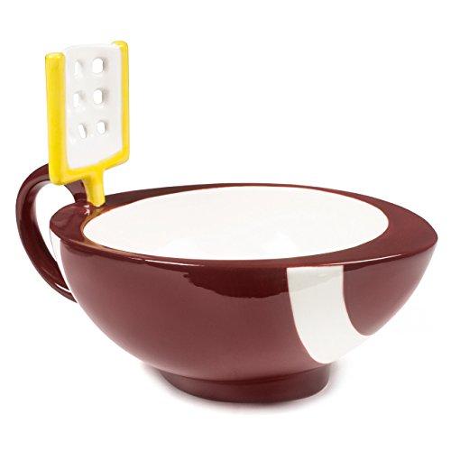 The Mug With A Goalpost Football Mug