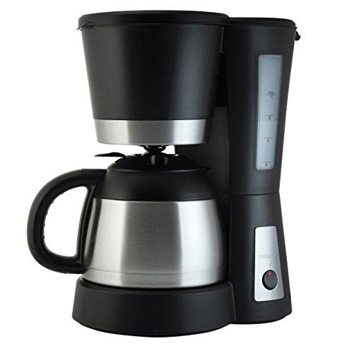 Tristar Kaffemaschine mit Thermokanne - 1 L Fassungsvermögen, Wasserstandsanzeige, für 8-10 Tassen, CM-1234
