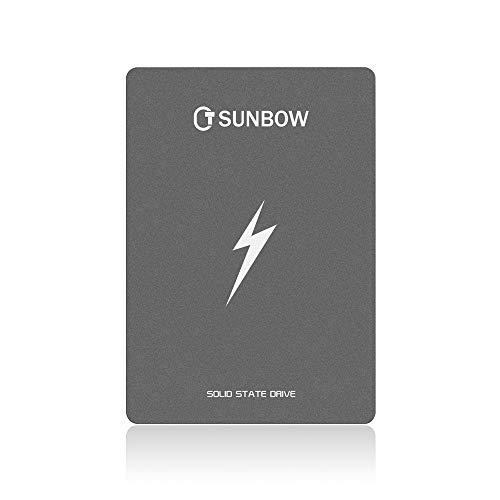 TCSUNBOW 120GB 128GB 2,5 Pollici SSD SATAIII 6GB /...