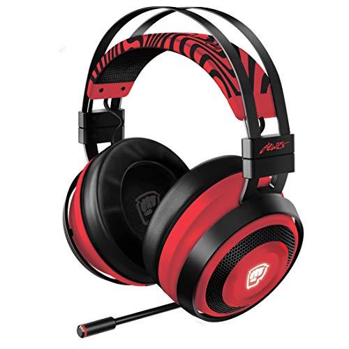 Razer Nari Ultimate Wireless 7.1 Surround Sound Gaming Headset: THX Audio &...
