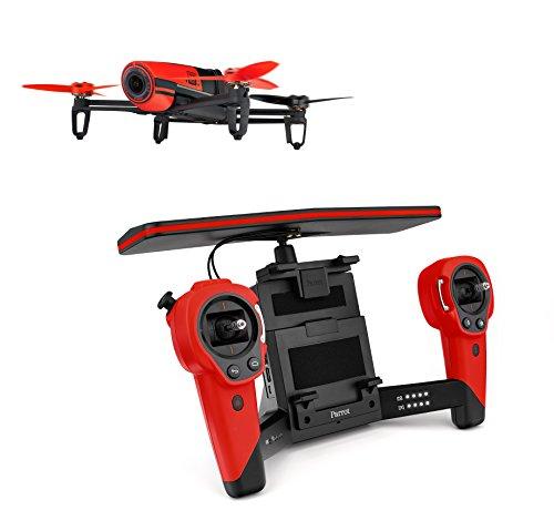 Parrot Bebop Drone e Skycontroller, Rosso