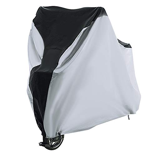 REEHUT Bike Cover Outdoor Waterproof, Bicycle Covers...