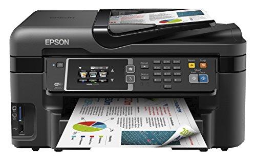 Epson WF-3620DWF Workforce Multifunzione Ink-Jet a...