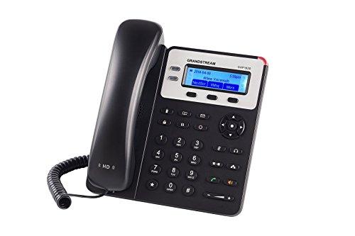 Grandstream GXP-1625 SIP - Telefono fisso IP, Nero