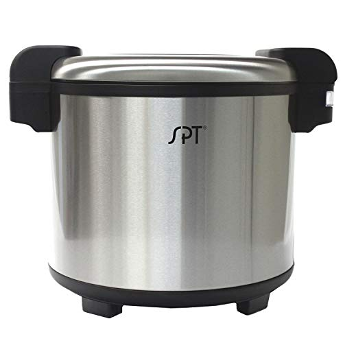 Mr. Rice SCW-80M: 80 Cups Heavy Duty Rice Warmer