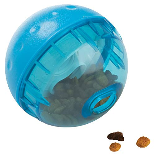 OurPets IQ Treat Ball Interactive Dog Toys (Slow...