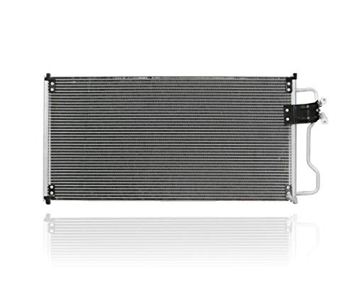 A/C Condenser - Pacific Best Inc For/Fit 4678 Ford Pickup F-150 F-250 Exclude Super Duty Pickup