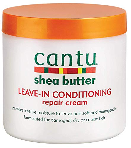Cantu Shea Butter Leave-In Conditioning Repair Cream, 16 Ounce