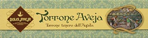 Dolci Aveja Torrone Artigianale Aquilano Tenero al Cioccolato - 200 gr