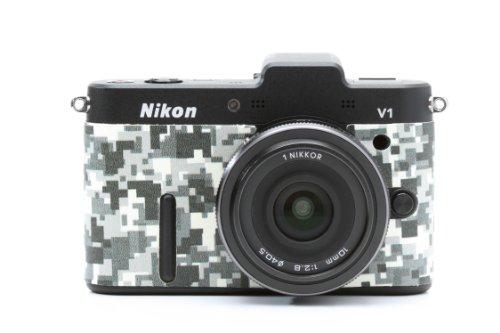 Japan Hobby Tool Nikon1 V1 張り革キット デジタル迷彩 8500 V1-8500