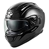 オージーケーカブト(OGK KABUTO)バイクヘルメット フルフェイス KAMUI3 ブラックメタリック (サイズ:M) 584672