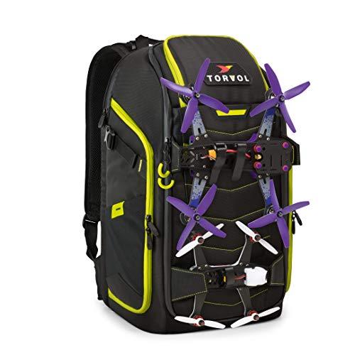 Torvol FPV Racing Freestyle Drone Zaino Quad Pitstop Backpack Pro