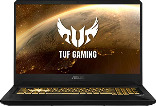 """ASUS - FX705DT 17.3"""" Gaming Laptop - AMD Ryzen 7 - 8GB Memory - NVIDIA GeForce GTX 1650 - 512GB Solid State Drive - Black"""