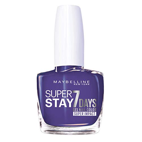 Maybelline New York - Superstay 7Days 887 All Day Plum Pinta