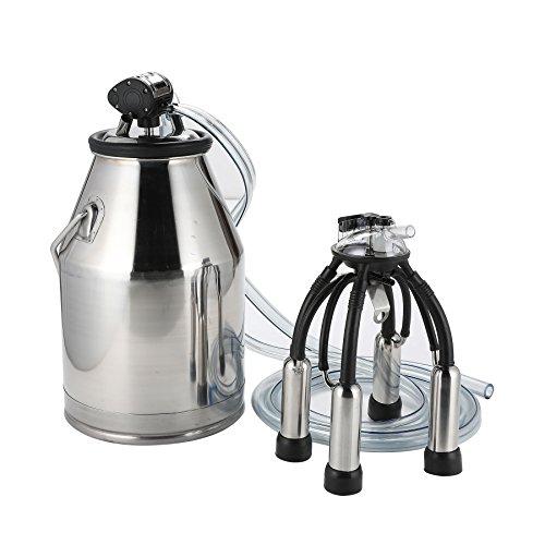 CO-Z 25L Portable Milking Machine
