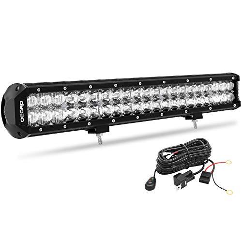 41qj3gAiKaL - Best LED Light Bar for Trucks and Cars