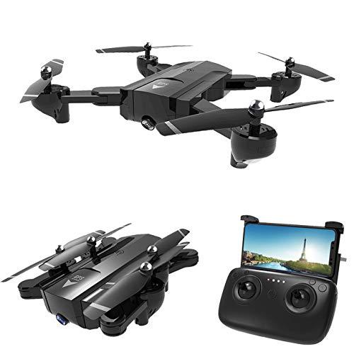Zantec Accessori drone,SG900 / SG900-S Quadcopter pieghevole 2.4GHz 720P / 1080P HD Drone Quadcopter WIFI FPV Droni GPS a punto fisso Elicottero Drone con fotocamera 720P