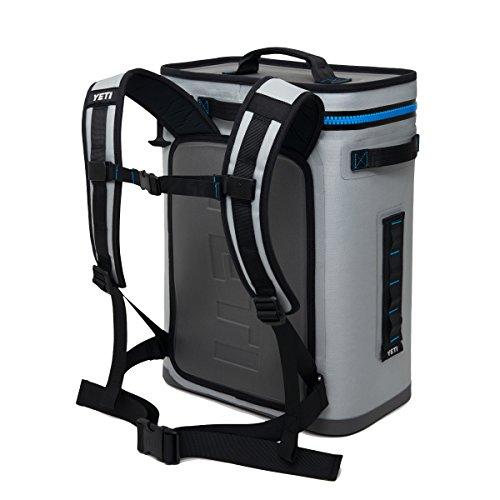 YETI Hopper Backflip 24 Soft Sided Cooler/Backpack, Fog...