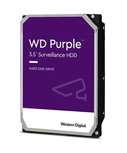 HDD WESTERN DIGITAL 1TB PURPLE Videosorveglianza 1...