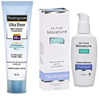 Product 1: Quantity: 30ml Product 1: Leaves skin soft and smooth Product 1: Oil-free, Waterproof, sweatproof, resists rub-off Product 1: Skin Type: All Skin Types Product 2: Quantity: 115ml Product 2: Item Form: Cream Product 2: For normal-to-oily sk...