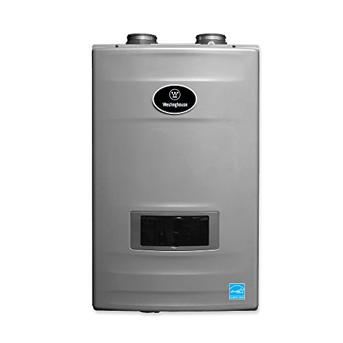 Westinghouse WGRGHNG199 11 GPM High Efficiency Natural Gas Tankless Water Heater with Built-in Recirculation and Pump