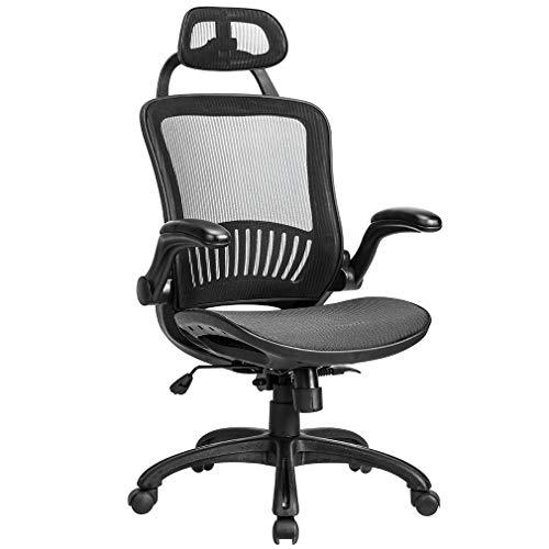 Office Chair Desk Chair Computer Chair Ergonomic...