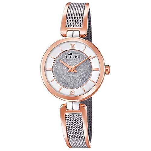 Lotus Klassische Uhr 18604/1