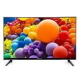Hitachi 80 cm (32 Inches) HD Ready Smart LED TV LD32VRS02H (Black) (2020 Model)