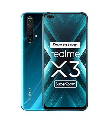 realme X3 Super Zoom, smartphone de 6.5', 8GB de RAM + 128GB de...