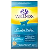 Wellness Natural Pet Food Complete Health Natural Dry Dog Food, Whitefish & Sweet Potato, 5-Pound Bag