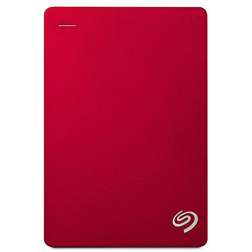 Seagate Backup Plus 5TB, rosso, hard-disk esterno...