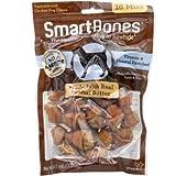 SmartBones Peanut Butter Dog Chew, Mini, 16 pieces/pack