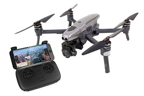 Walkera 15001000Vitus Portable Quadrocopter RTFFPV-UAV con Fotocamera 4K UHD, Ostacoli, GPS, Active Track, Devo F8S con Telecomando, Batteria e Caricatore