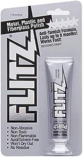 Flitz Multi-Purpose Polish and Cleaner Paste for Metal, Plastic, Fiberglass, Aluminum,..