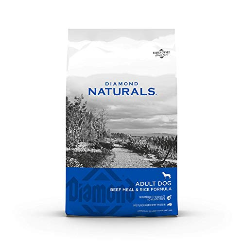 Diamond Naturals Dry Food for Adult Dog, Beef and...