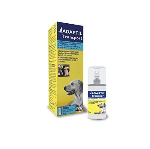 ADAPTIL Transport - Antiestrés para perros - Viajes, Transporte,...