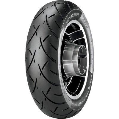 Metzeler ME888 Marathon Ultra Rear Motorcycle Tire 200/50R-18 (82H) Black Wall for Harley-Davidson CVO Softail Convertible FLSTSE 2010-2012